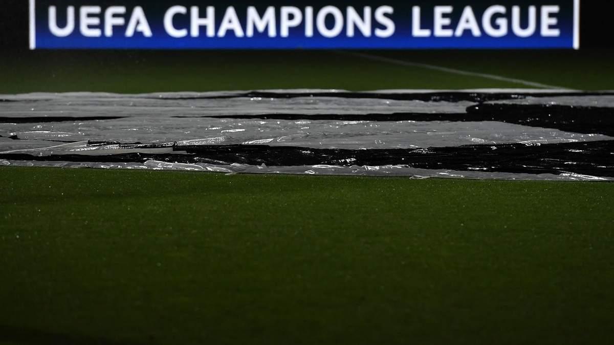 Ліга чемпіонів у Києві: вперше в історії УЄФА дала дозвіл на публічний показ фіналу