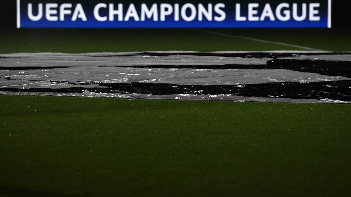 Лига чемпионов в Киеве: впервые в истории УЕФА дала разрешение на публичный показ финала