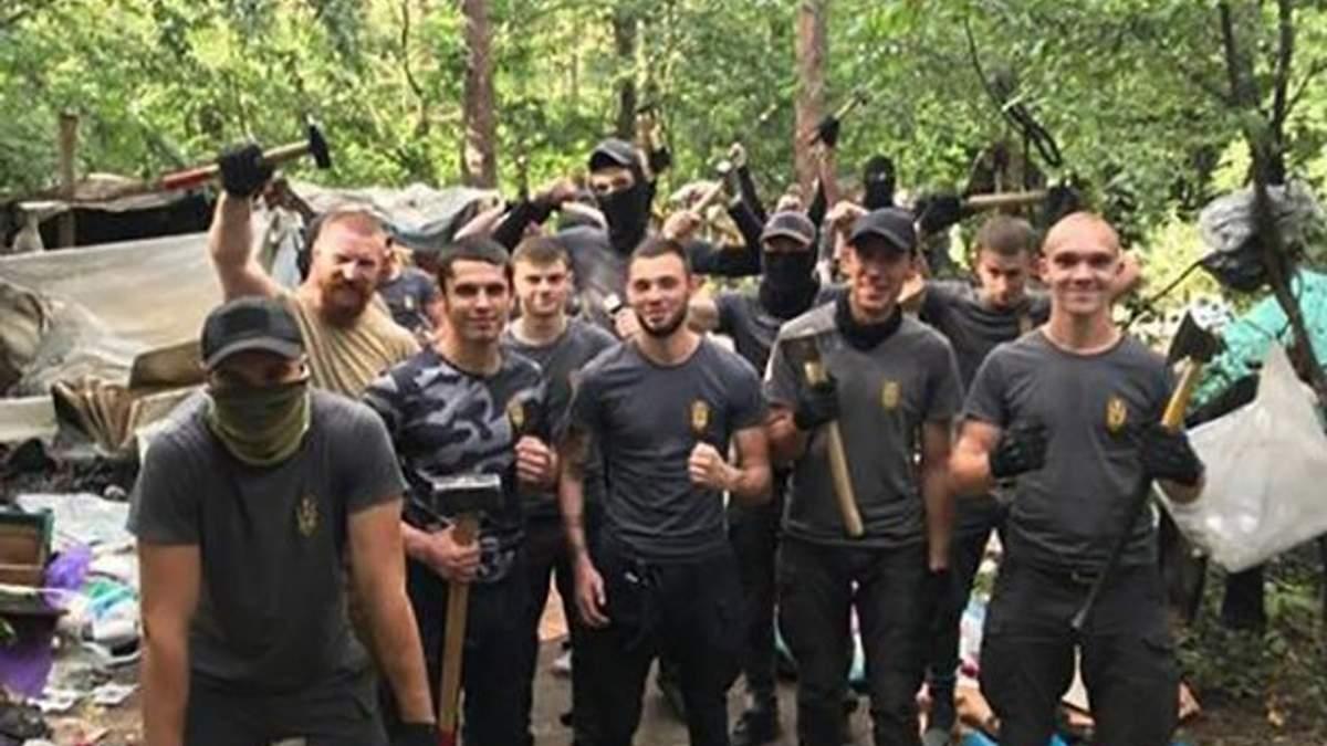 Розгром табору ромів у Києві: поліція відкрила провадження та описала перебіг подій