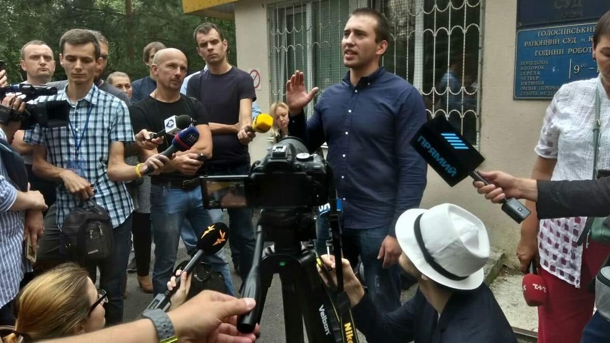Сергею Мазуру избрали меру пресечения – 2 месяца круглосуточного домашнего ареста
