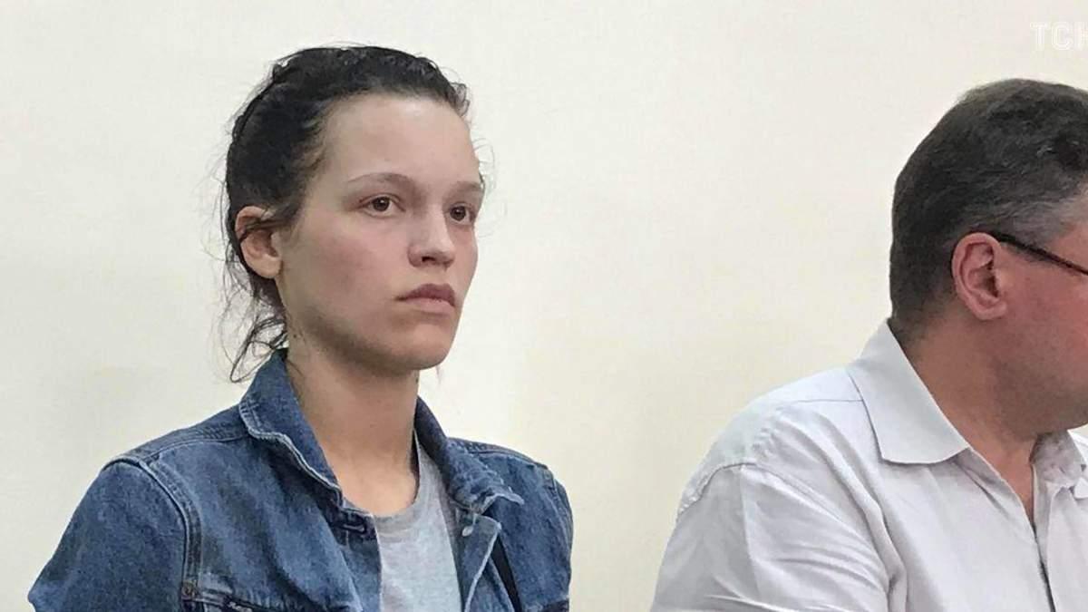 """Напад на """"кіборга"""" Вербича: суд виніс вирок одній з нападниць"""