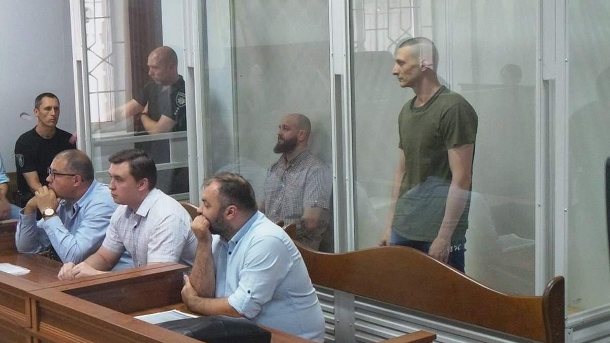 Підозрюваний у вбивстві Вороненкова знепритомнів під час судового засідання