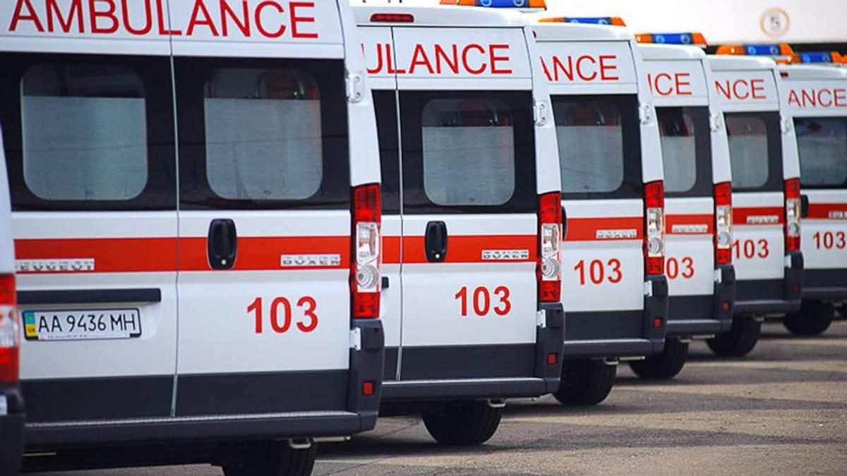 З 1 вересня зміниться формат невідкладної медичної допомоги Києва