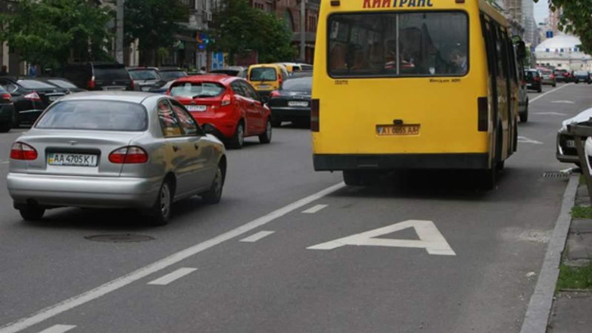 В Киеве умер пассажир после конфликта в маршрутке