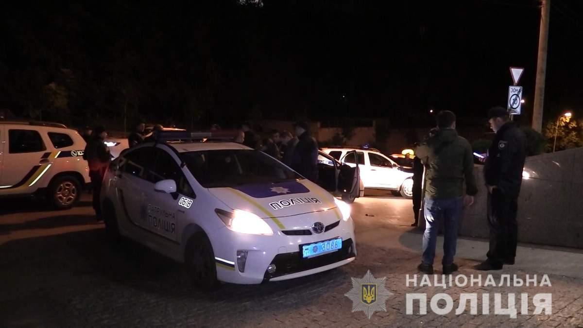 Нічна стрілянина у Києві: поліція просить впізнати загиблого нападника (фото 18+)
