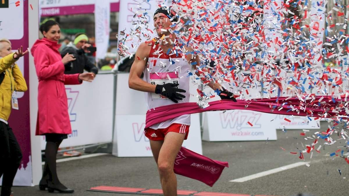 Победители киевского международного марафона Wizz Air Kyiv City Marathon 2018