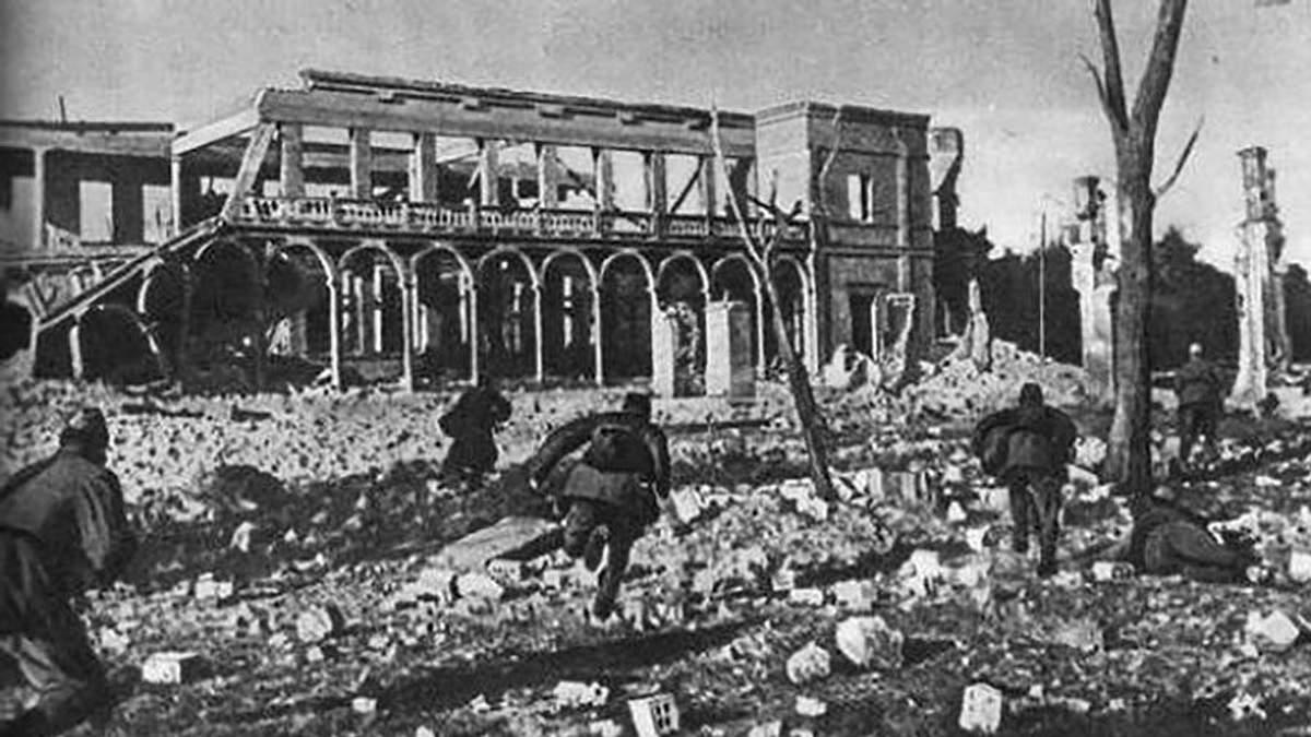 Битва за Київ: унікальні історичні дані