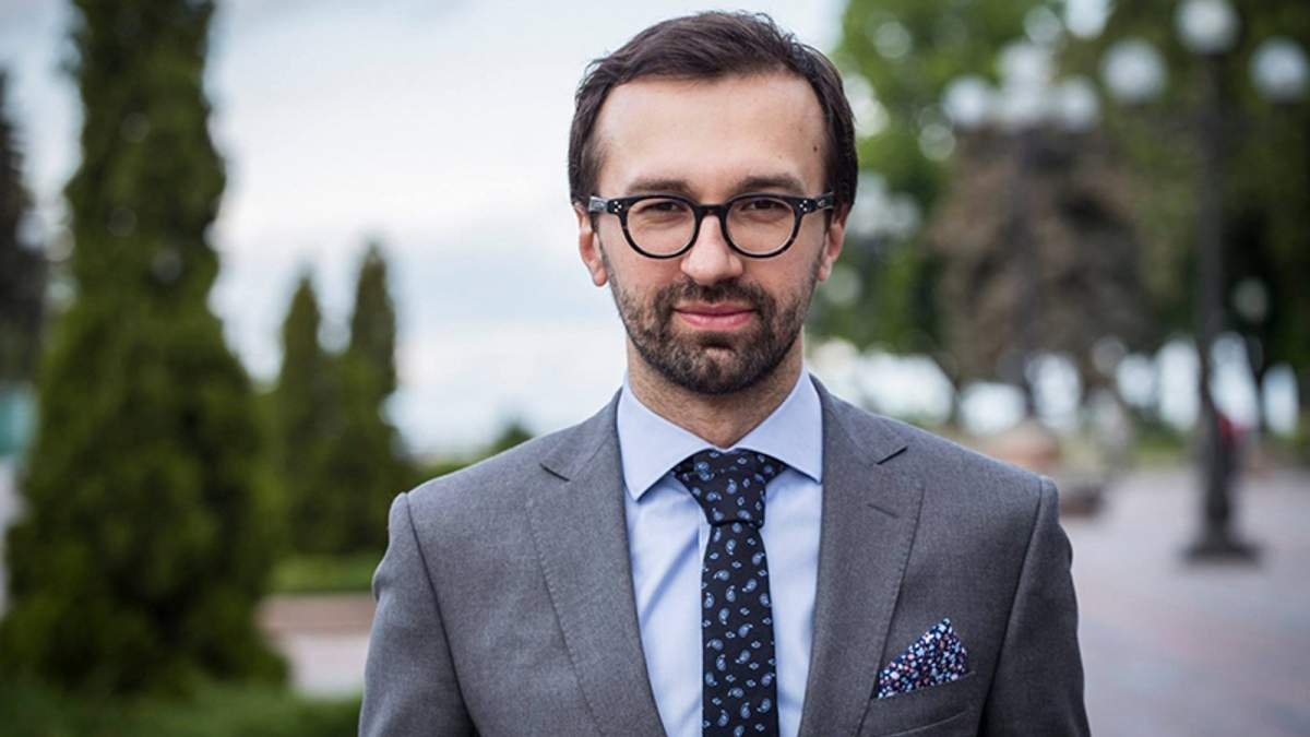 Сергій Лещенко потрапив в ДТП: відео з місця аварії 09.11.2018