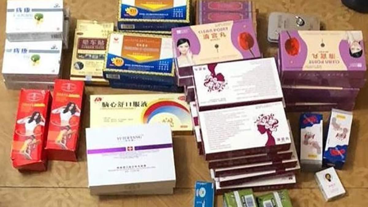 У Києві жінка продавала під виглядом таблеток для схуднення психотропну речовину