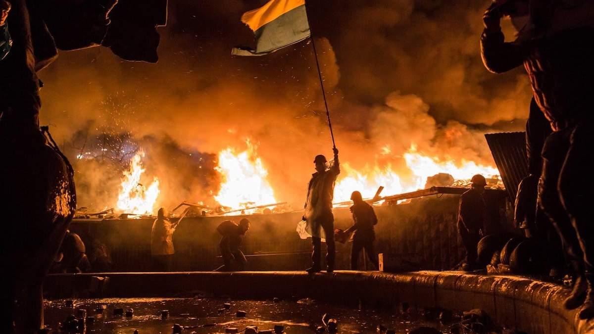 Все могло быть хуже – сепаратистами должны были стать мы, – Шабунин о Революцию достоинства