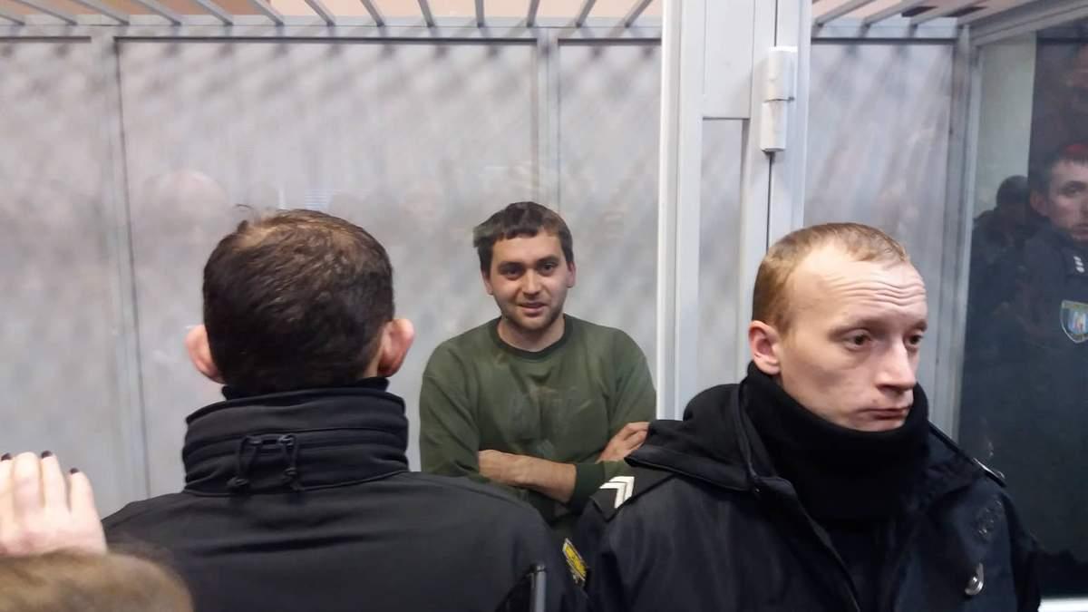 Секс-скандал с сотрудником Нацполиции: блогеру Барабошко избрали меру пресечения
