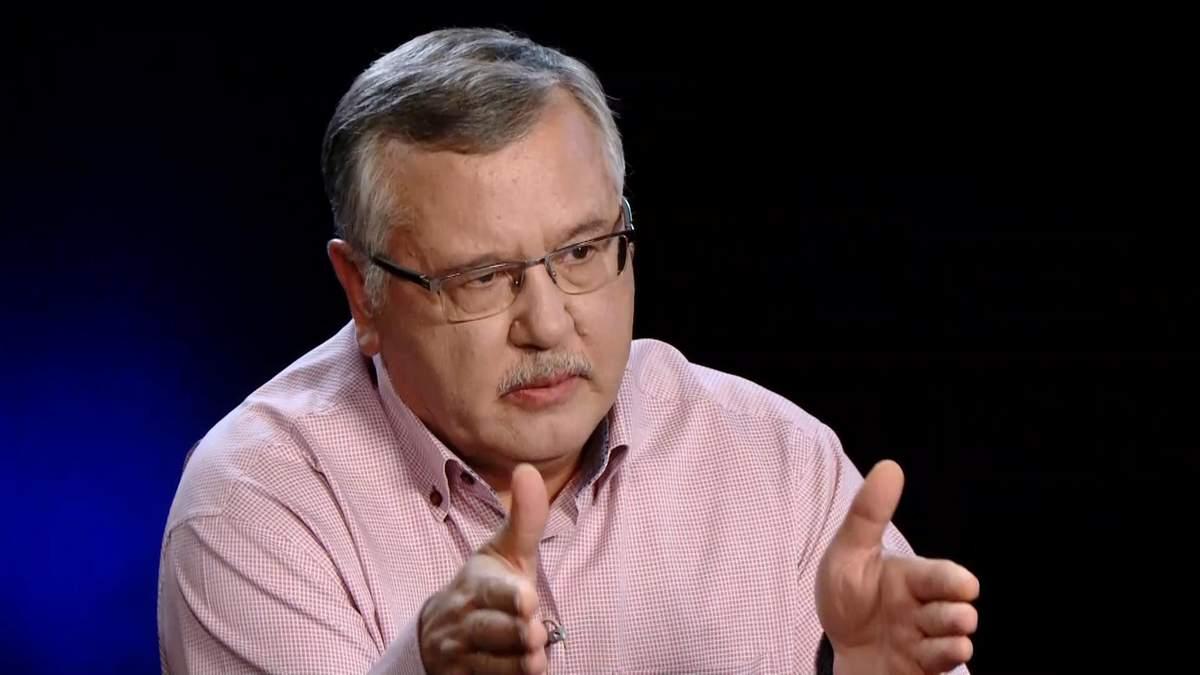 Гриценко розповів про квартиру в Голосієво і дачу в Конча-Заспі
