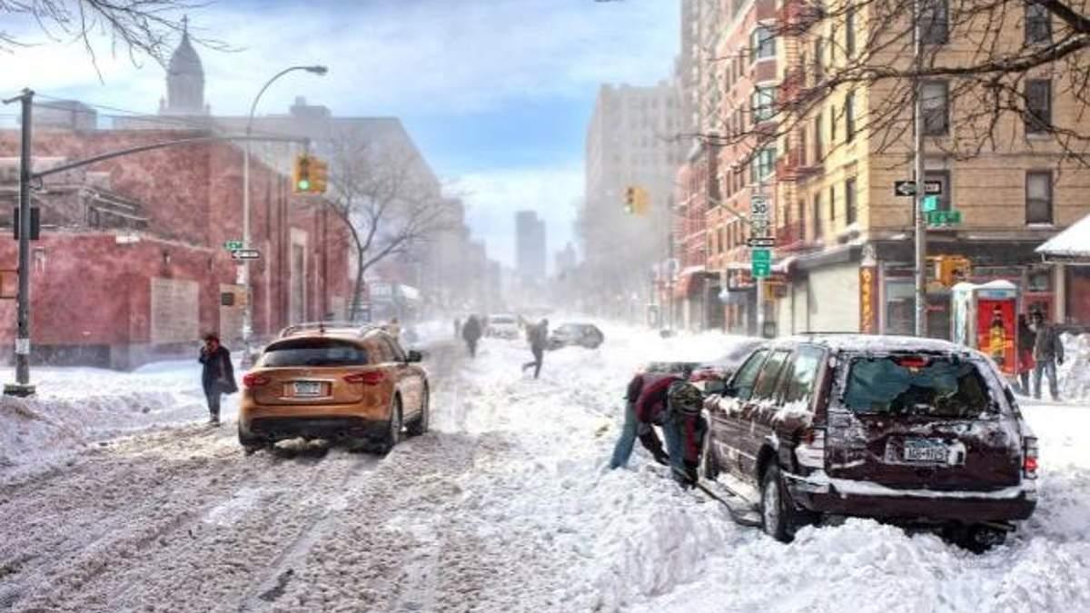 Убирать снег в Киеве готовы более 600 единиц спецтехники