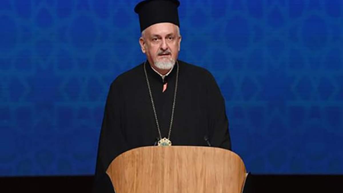 Незалежність УПЦ: представник Вселенського патріарха прибув до Києва для підготовки собору