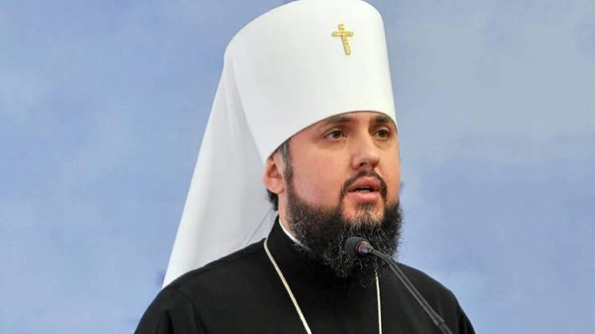 Коли глава Української православної церкви проведе першу літургію