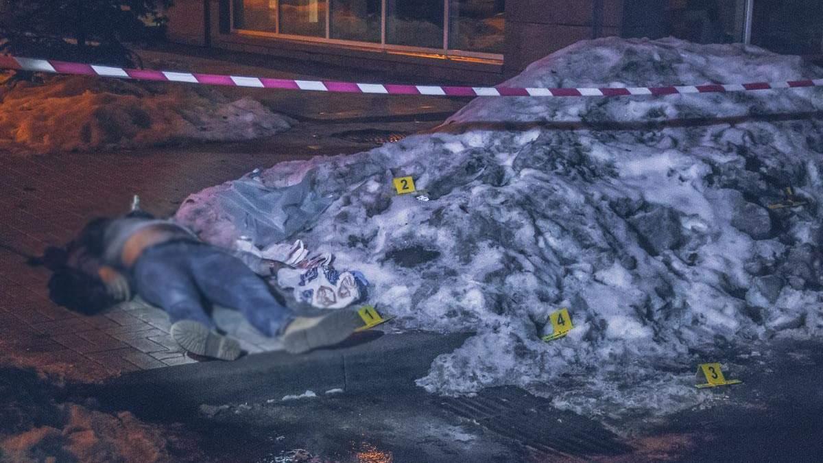 В Киеве убили сотрудника госохраны президента: фото, видео