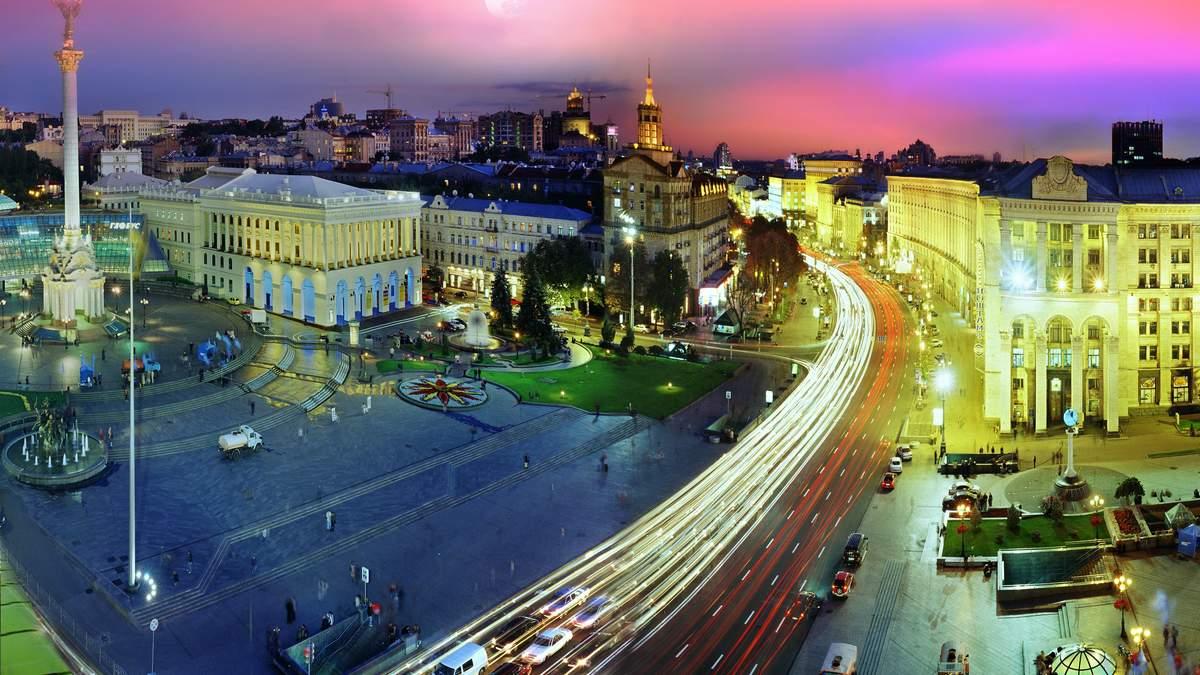 Во сколько обойдется ремонт Крещатика и Майдана Независимости