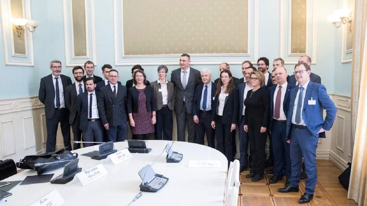 Кличко: Київ розпочинає довгострокову співпрацю з французькими партнерами в управлінні відходами