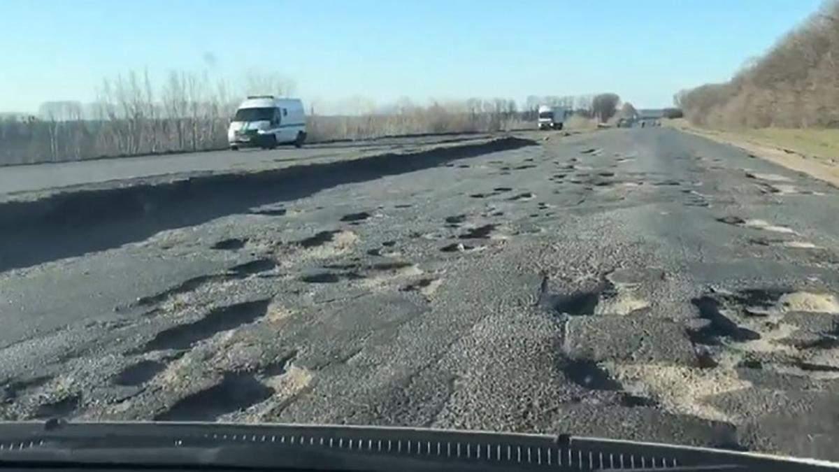 Реакція на обурення людей: уряд виділив величезну суму на ремонт доріг Київ-Чоп  і Київ-Одеса