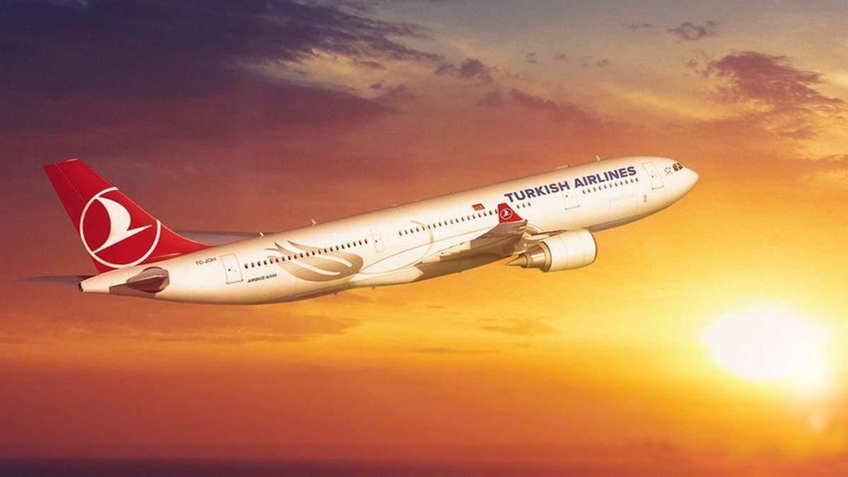 Turkish Airlines збільшить кількість рейсів між Стамбулом і Києвом