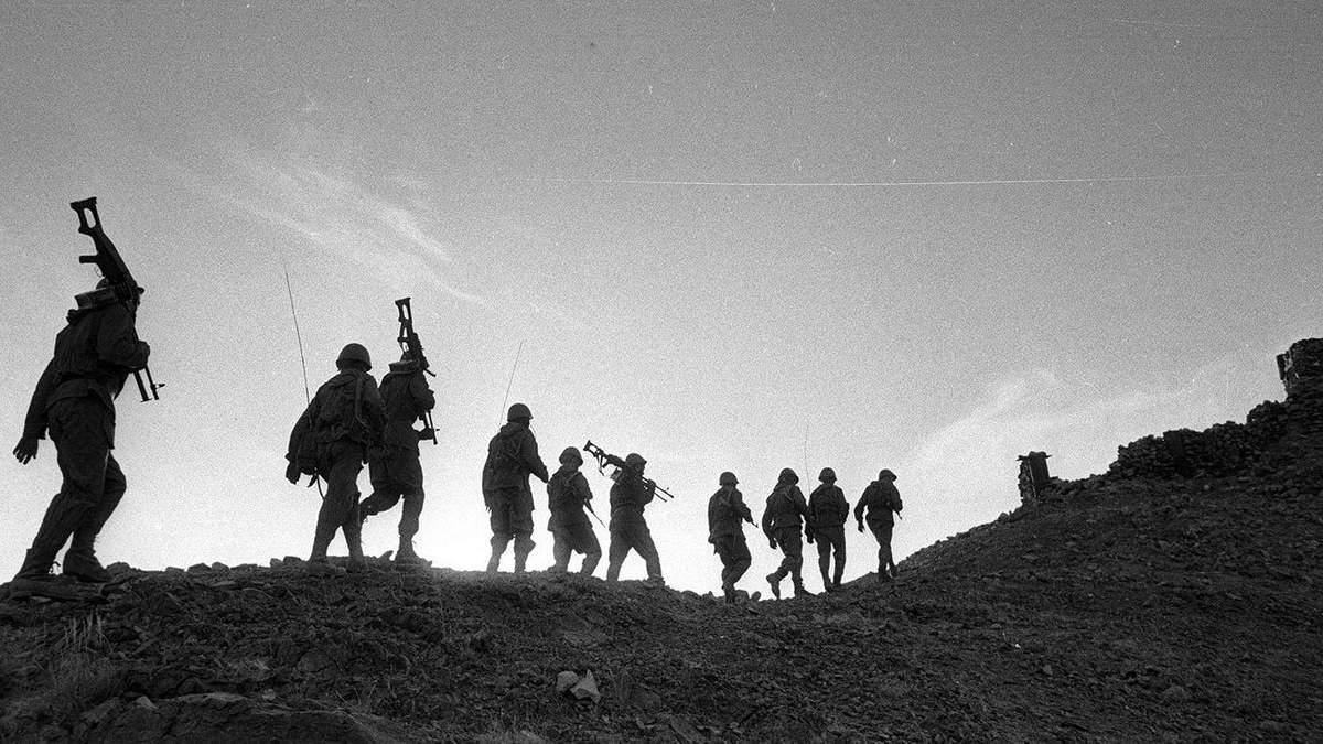 30 років по тому: в Україні вшановують пам'ять полеглих у війні в Афганістані