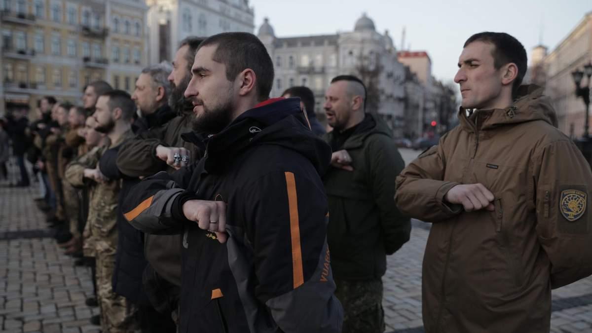 У Києві вшанували героїв Широкинської наступальної операції