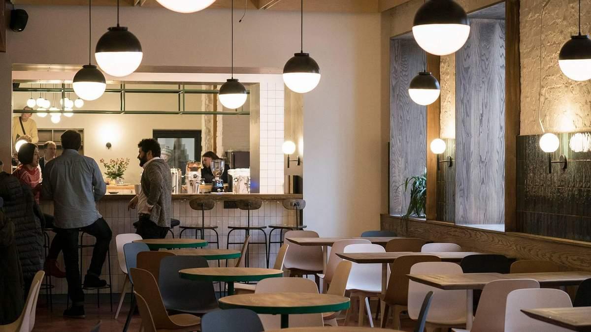 Бізнес для міста: у Києві відкрили унікальний громадський ресторан Urban Space