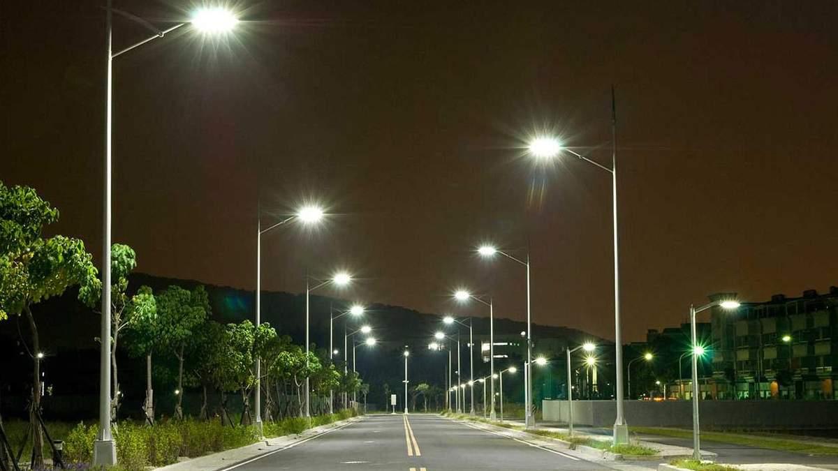 У Києві модернізують систему освітлення вулиць