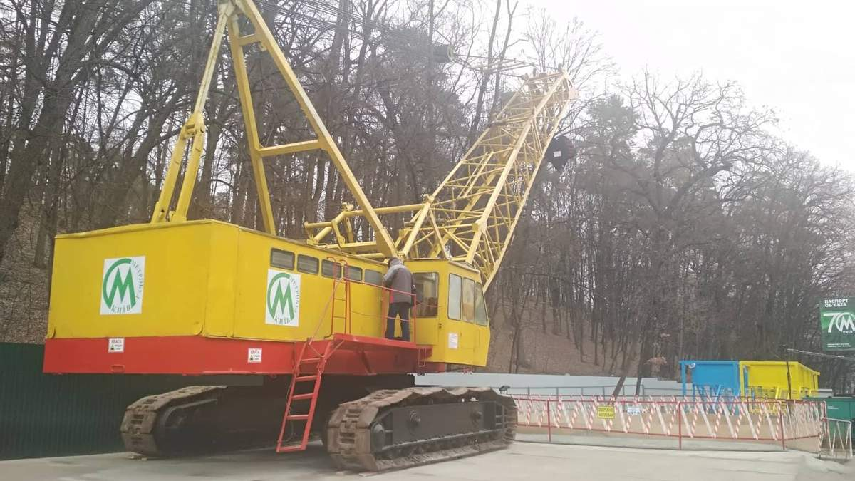 Початок будівництва метро на Виноградар: коли відкриють станції