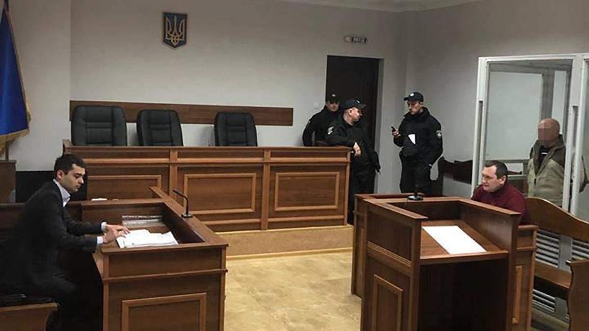 Суд избрал меру пресечения подозреваемым в убийстве ювелира Киселева
