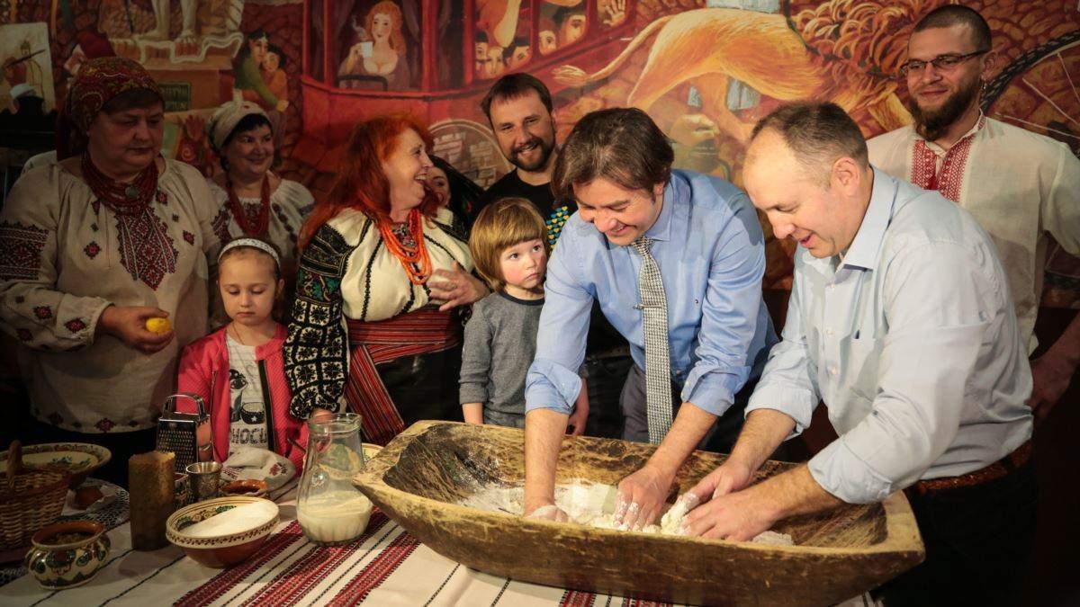 Благотворительная акция во Львове