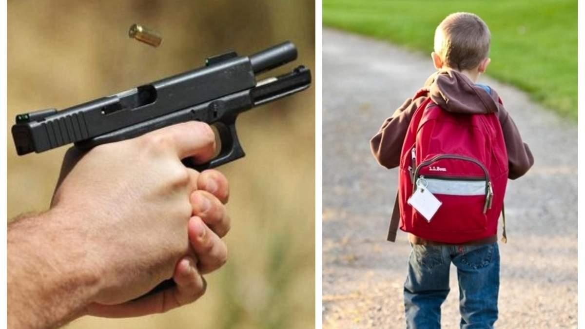 У п'ятирічного хлопчика стріляли на Київщині