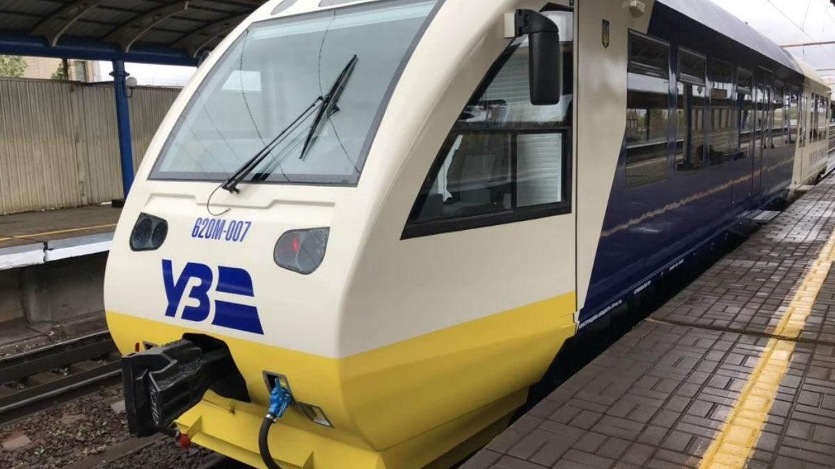 До Борисполя могут начать курсировать частные поезда