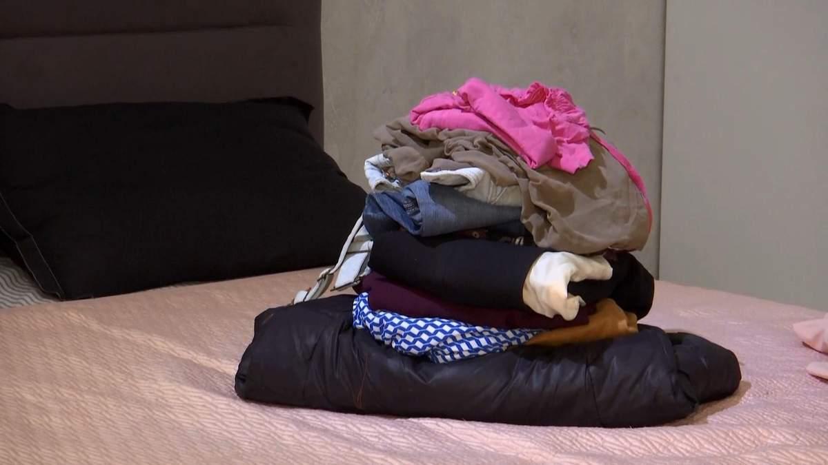 Що робити з непотрібним одягом