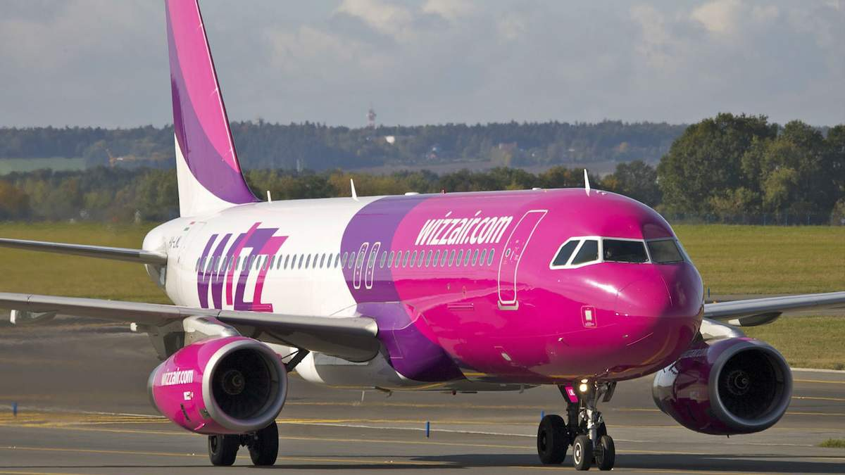 """Аеропорт """"Київ"""" закривають на ремонт: звідки тепер літатиме Wizz Air"""