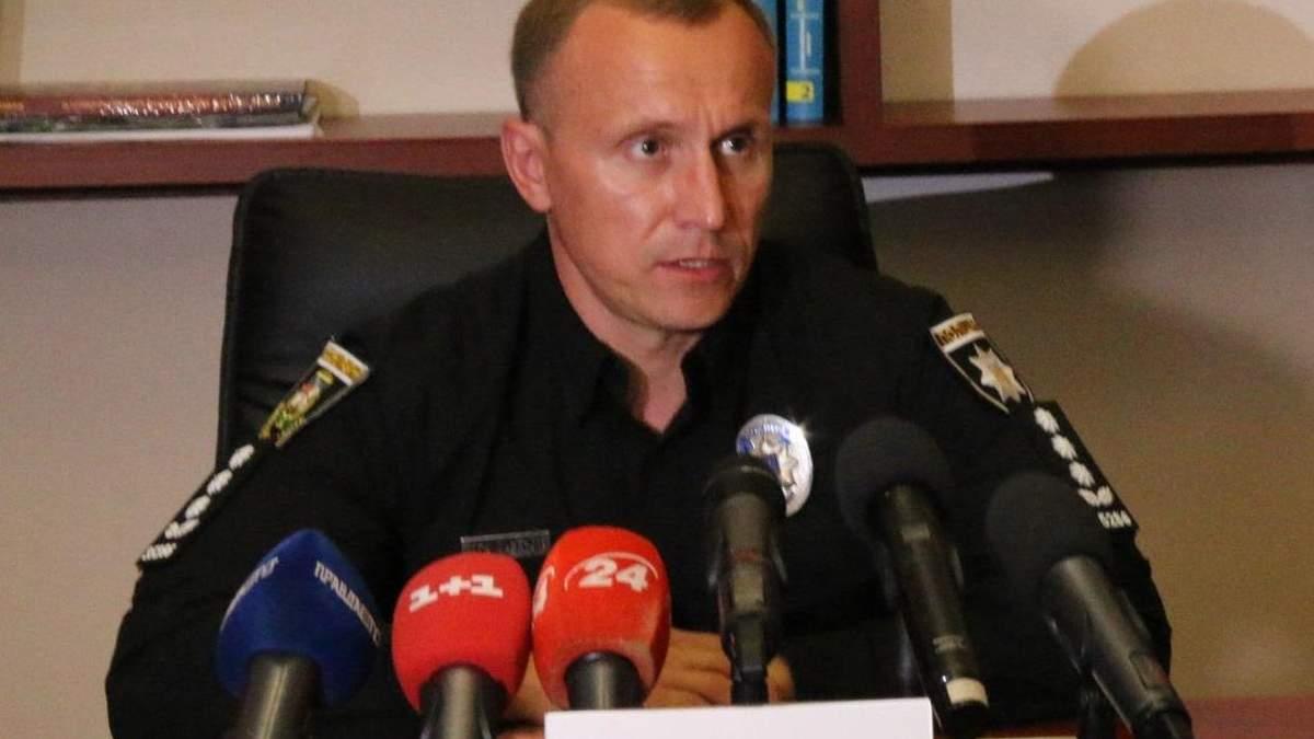 Вбивство 5-річного Кирила Тлявова: новим керівником Нацполіції Київщини став Андрій Нєбитов