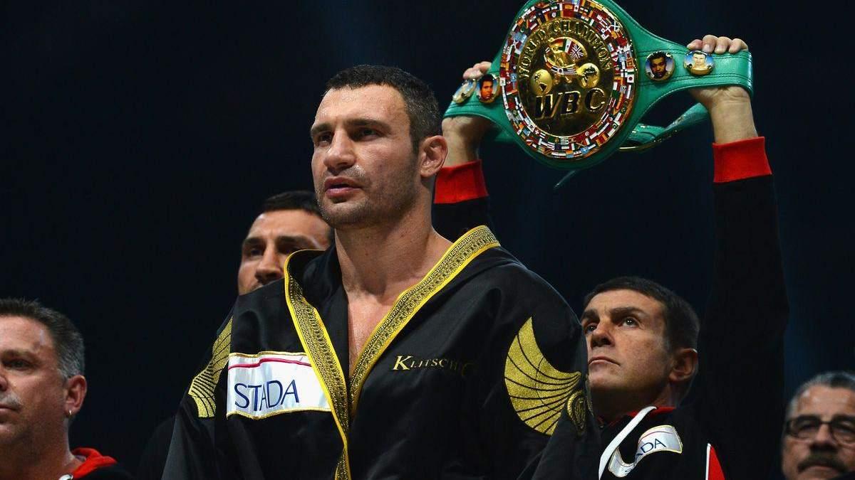 Віталію Кличку – 49: чемпіонський шлях легендарного українця