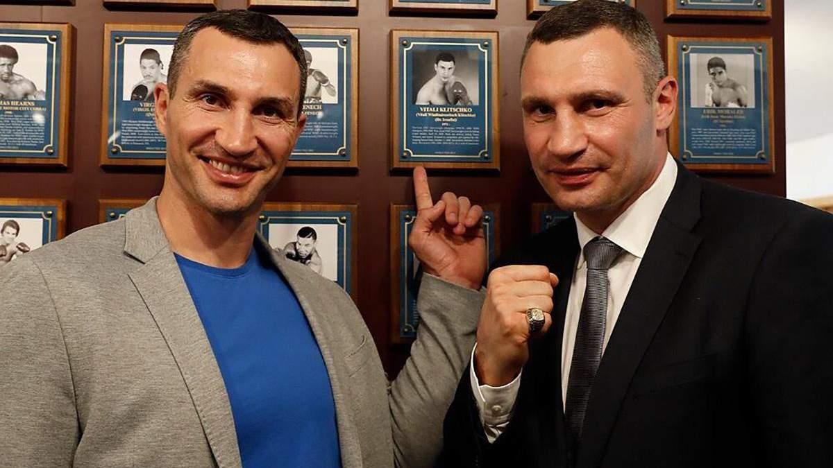 """Братья Кличко подали в суд на телеканал """"1+1"""""""