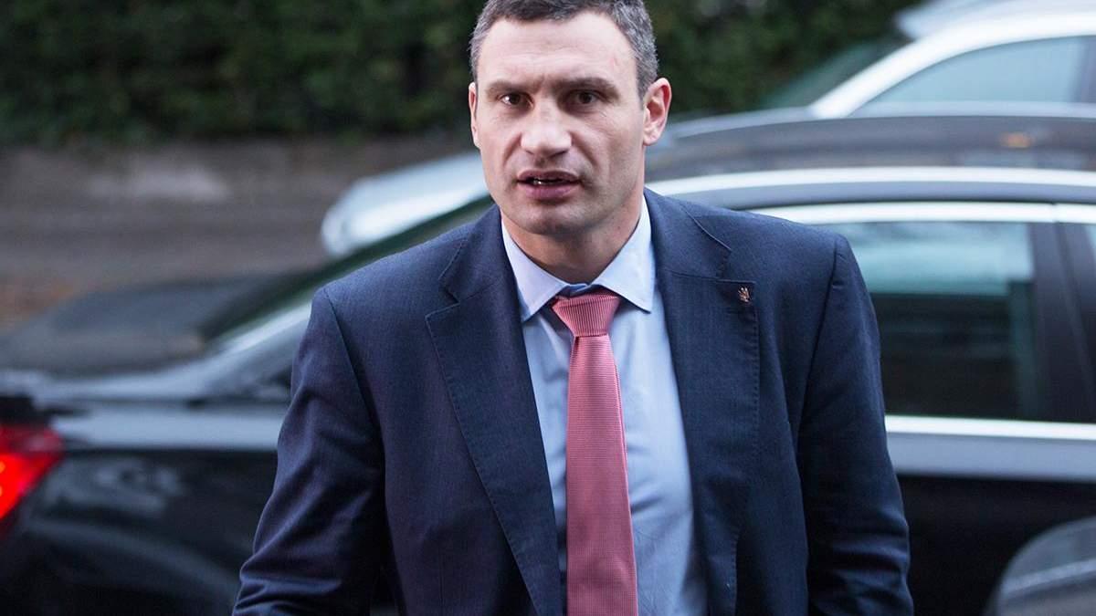 Виталий Кличко считает свое вероятное увольнение незаконным
