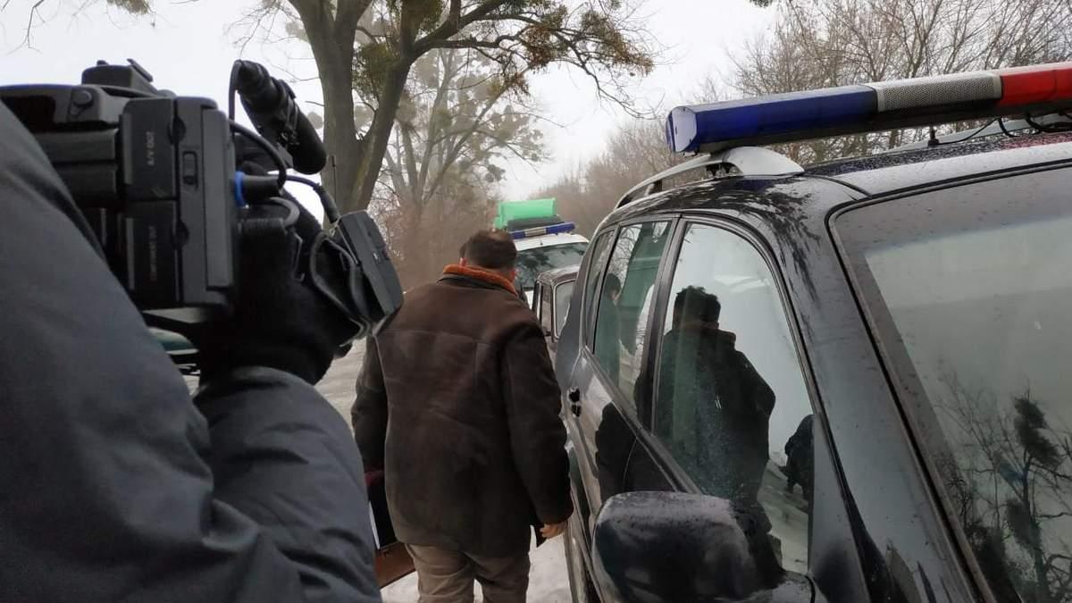Обыски в Белой Церкви, полиция просит относиться с пониманием