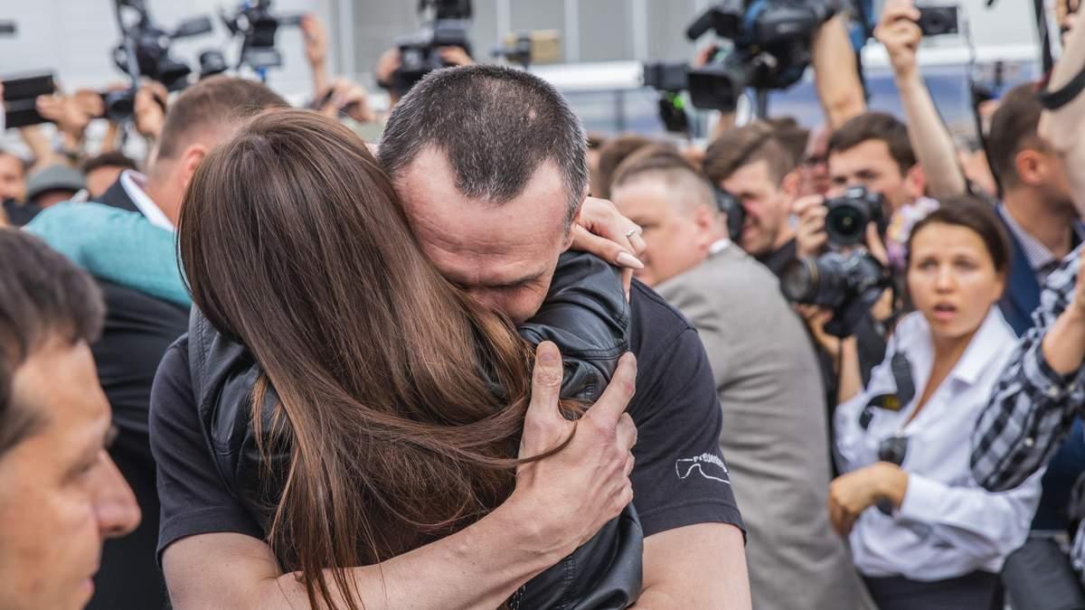 Обмен пленными Украина 2019 – последние новости на сейчас