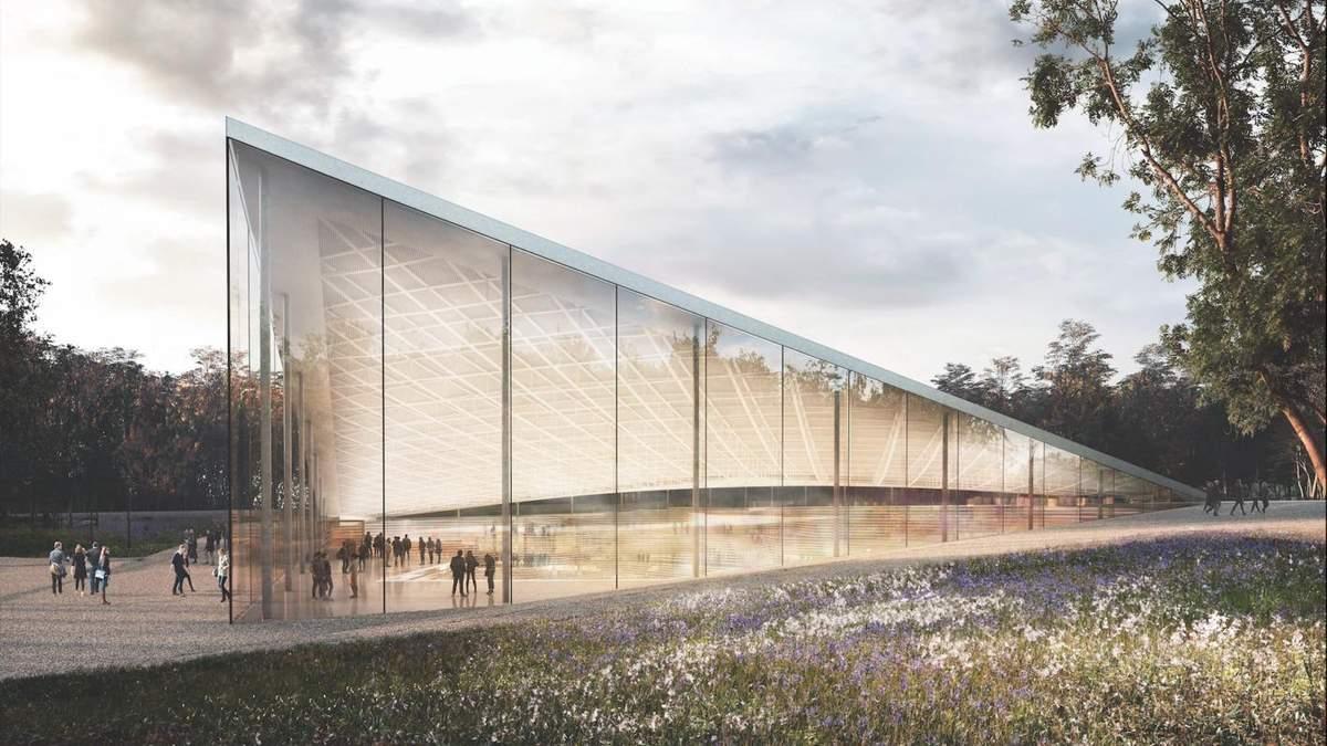 Як виглядатиме Меморіальний центр Голокосту у Києві: фото проєкту