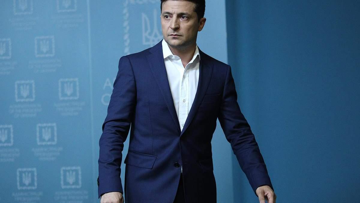 Зеленский поручил СБУ приобщиться к расследованию поджога дома Гонтаревой