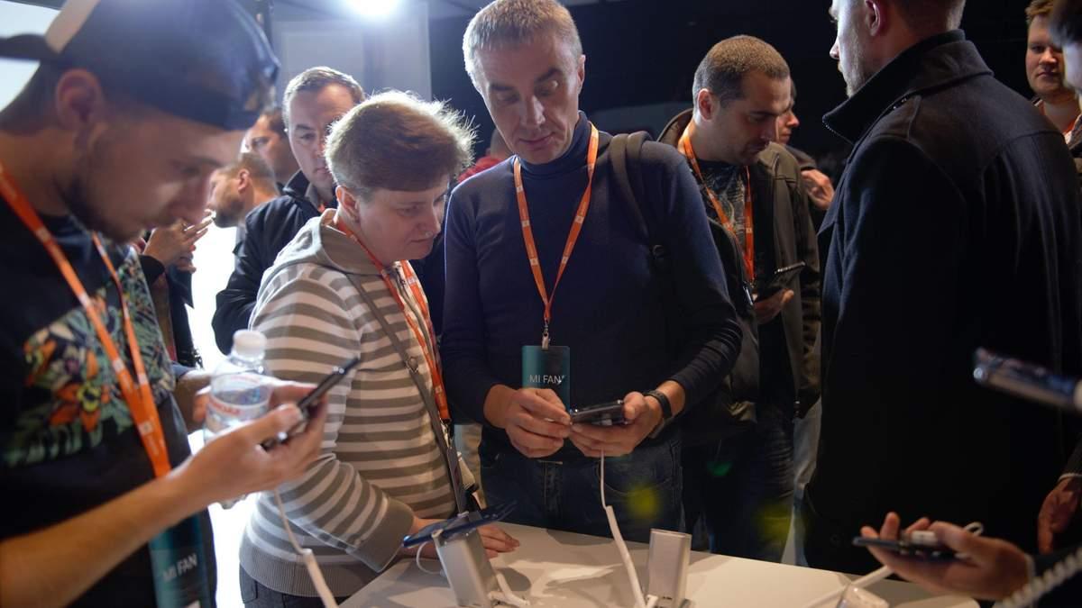 Большая презентация продуктов Xiaomi в Киеве: как это было