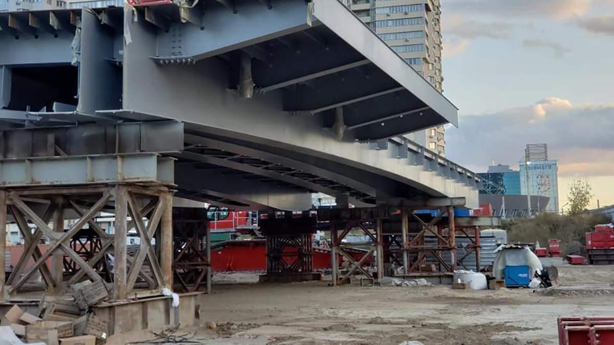 Из-за ремонта Шулявского моста в Киеве перекроют движение по проспекту Победы