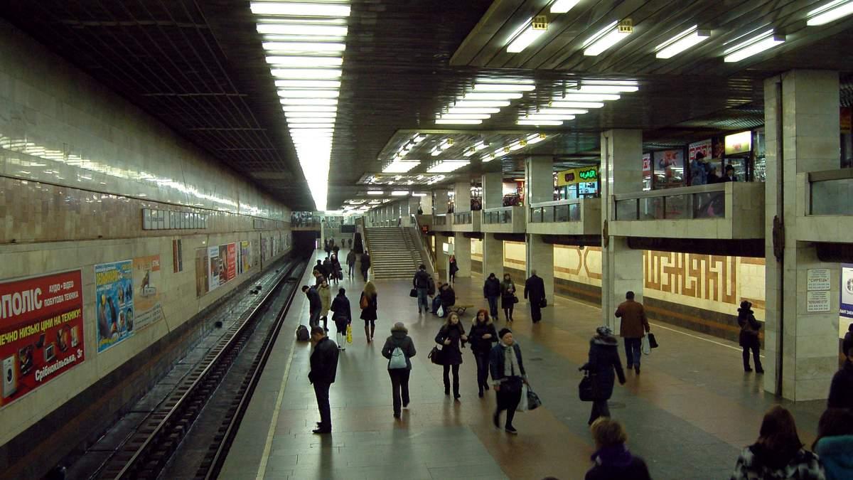 Киевский метрополитен - новые правила для пассажиров 2019