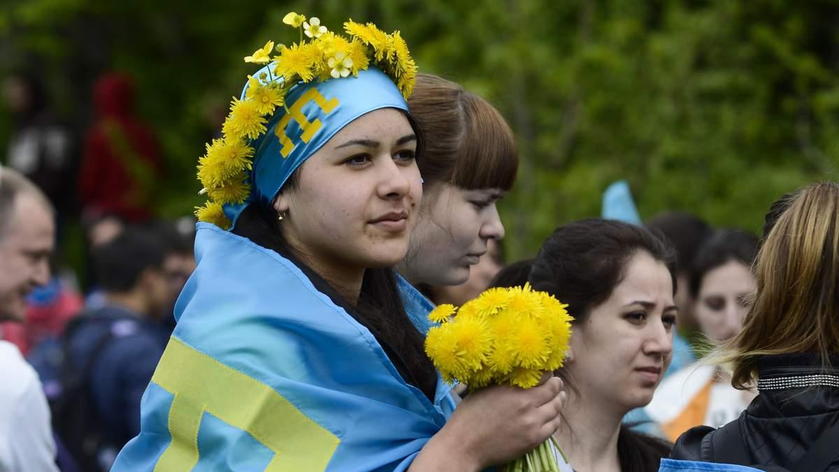 В Киеве заработала школа с крымскотатарским языком преподавания