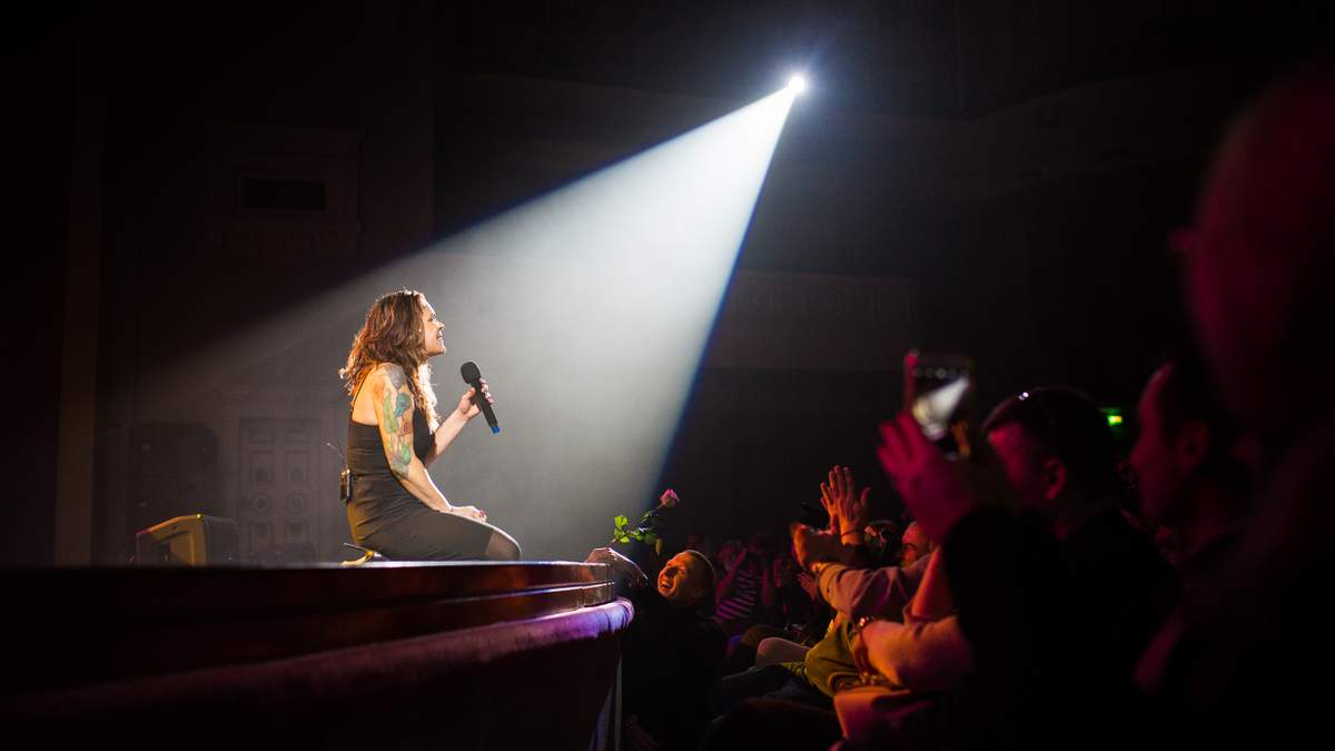 Королева блюзу Бет Харт заспіває в Києві