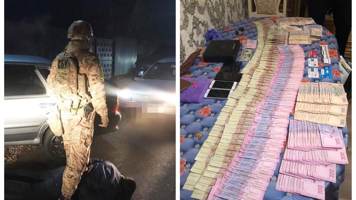 СБУ затримала торговців синтитечним наркотиком метадоном і вилучила чимало готівки