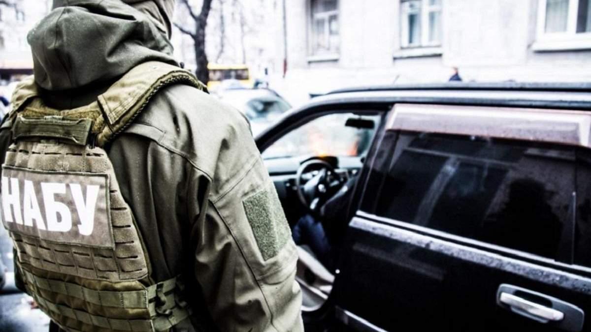 В НАБУ сообщили о задержании на таможне
